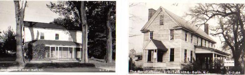 Old Buzzard Hotel Marsh House